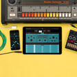 Groovebox, a music app rigorously designed to give you a place to start
