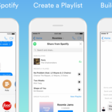 Spotify builds collaborative playlist tool for Facebook Messenger to get people talking music
