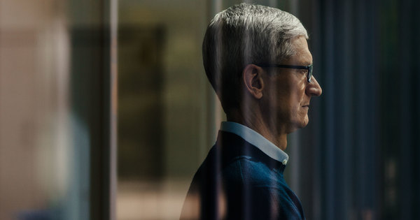 Apple's Tim Cook on Donald Trump, the HomePod, and the Legacy of Steve Jobs