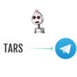 Creating a Telegram Bot to receive Tars chat submissions