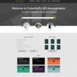 Example of API documentation portal using MadCap Flare