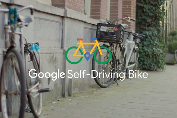 Google's self driving bicycles. Would you like them to be real?