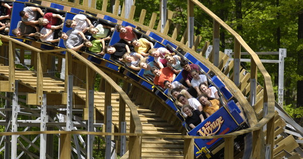 Best Roller Coasters in the US - Thrillist