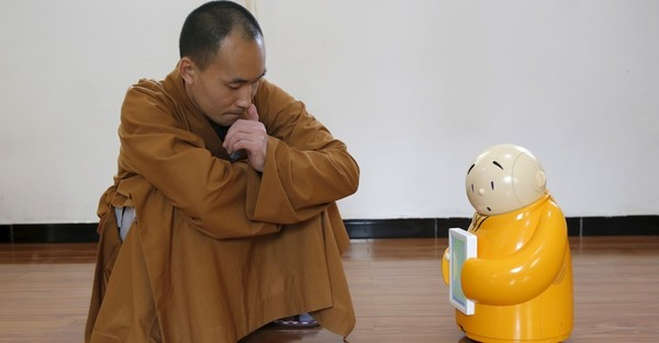 What Do Buddhist Monks Think of the Trolley Problem?