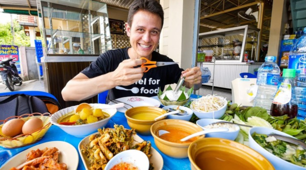 A cool non-touristy look at Thailand's cuisine.