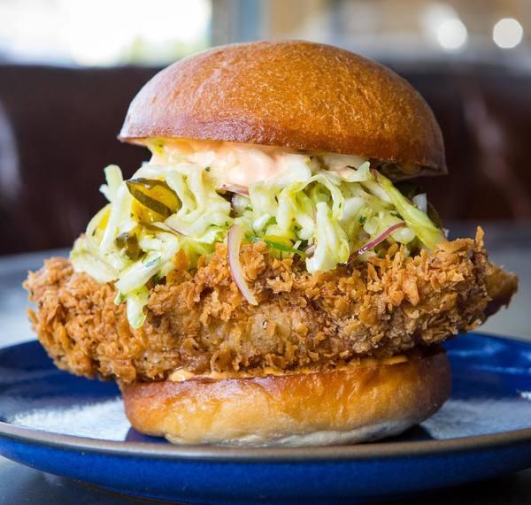 """Chicken Sandwich"" by Son of a Gun (@meetjakob)"
