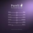 The Internet has a Cat! Meet Purrli, the Online Cat Purr Generator.