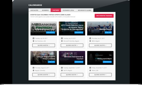 Encuentra más eventos, noticias, oportunidades y recursos en nuestro sitio web. ;)