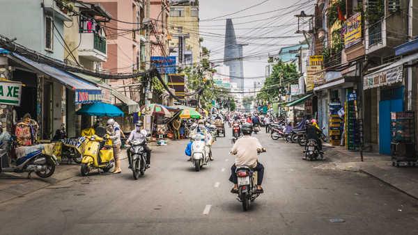 Saigon / Ho Chi Minh City (HCMC)