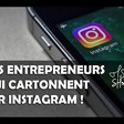 Ces entrepreneurs qui cartonnent sur Instagram ! - YouTube