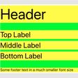 Stack View Custom Spacing