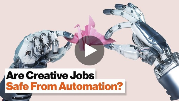 Job Automation: Are Writers, Artists, and Musicians Replaceable? - YouTube