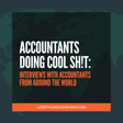 Accountants Doing Cool Sh!t