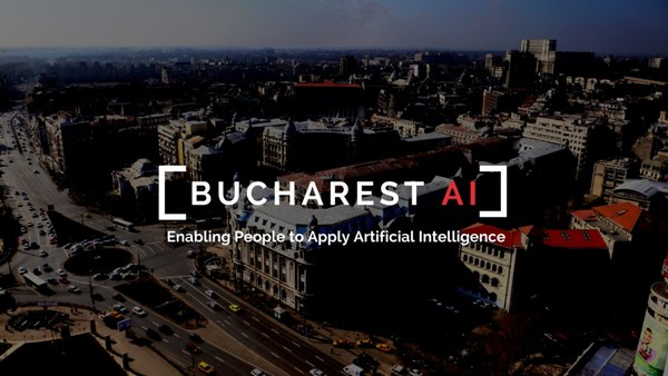 Applied AI, robotics and more in Bucharest!