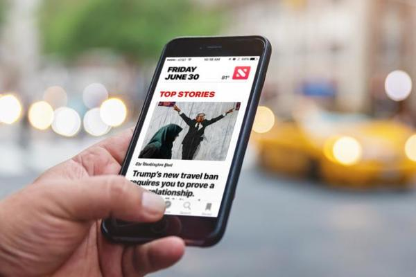 Apple News Reportedly Open to Letting Publishers Sell Ads