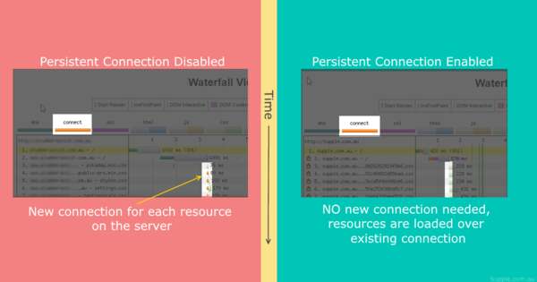 Bulk Persistent Connection Checking SEO Tool