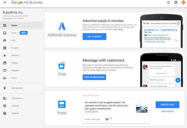 Google Launches Messaging Feature To US Based Google My Business Users
