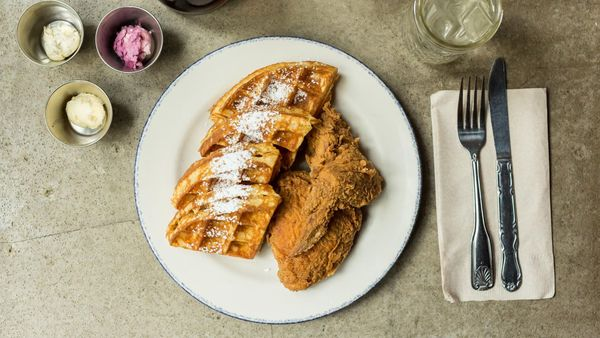 18 Killer Fried Chicken Stops | Eater LA
