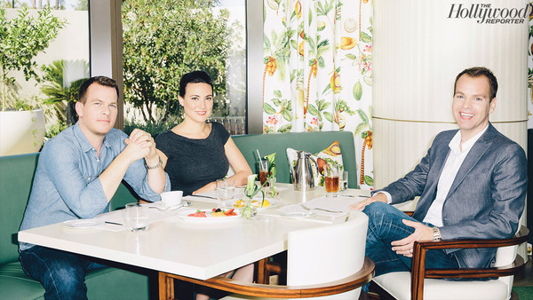 Hollywood's Top 25 Power Lunch Spots 2017 | Hollywood Reporter
