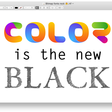 Color fonts! WTF? 🌈