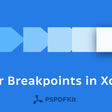 User Breakpoints In Xcode