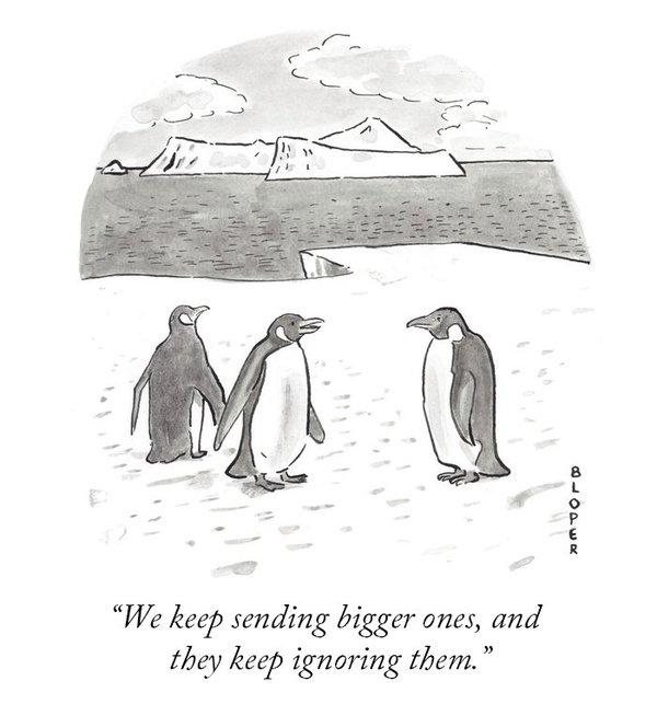 Credit: @BrendanLoper for The New Yorker.