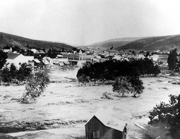 Heppner flood of 1903 - Wikipedia