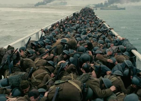 Christopher Nolan's 'Dunkirk' will be the biggest 70 mm release since 1992