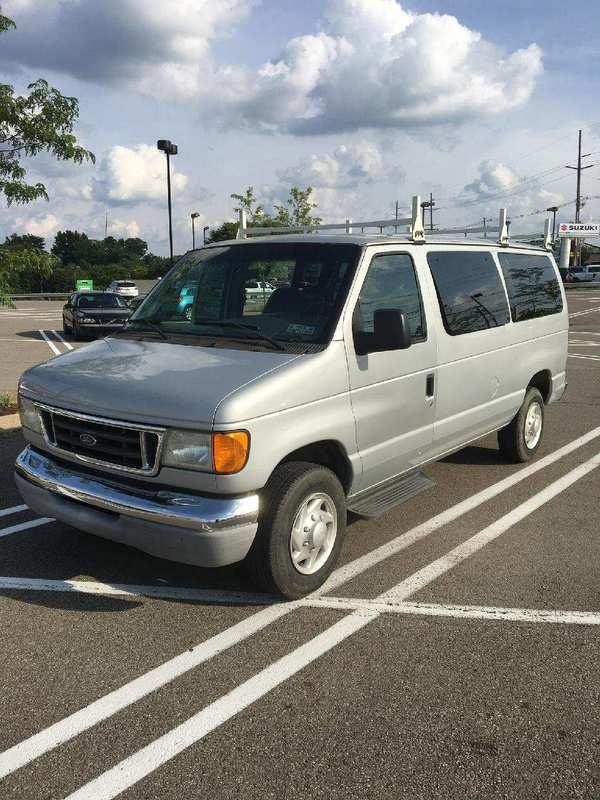 Yeay! New van!