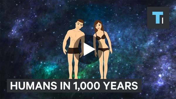 What humans will look like in 1,000 years - YouTube