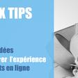 [E-book] UX TIPS : plus de 26 bonnes idées pour améliorer votre expérience client en ligne - Capitaine Commerce
