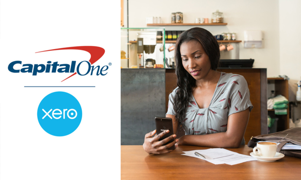 Capital One card feeds are now live in Xero