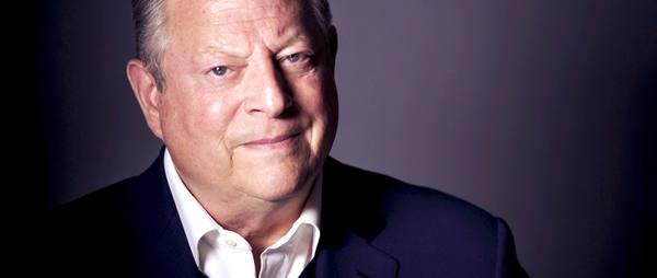 Skoll | Al Gore: Turtle on a Fence Post | Climate Reality Project
