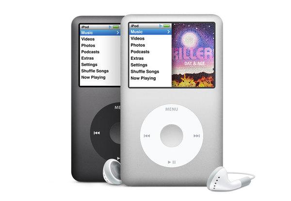 iPod Classic s kapacitou 160GB - nejlepší iPod všech dob, tečka 👌