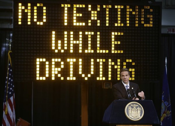 New York eyes textalyzer to bust drivers using cellphones