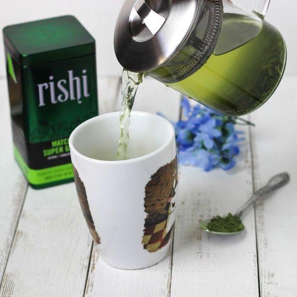 The Rishi brand of loose leaf teas is legit af.