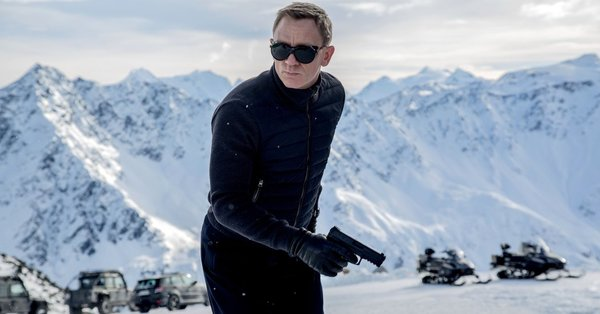 Daniel Craig Never Says Never Again