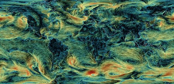 Building a wind map with WebGL, by Vladimir Agafonkin