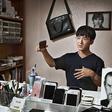 North Korean defector channels Steve Jobs