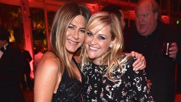 Jennifer Aniston volverá a la televisión en un proyecto con Reese Whiterspoon