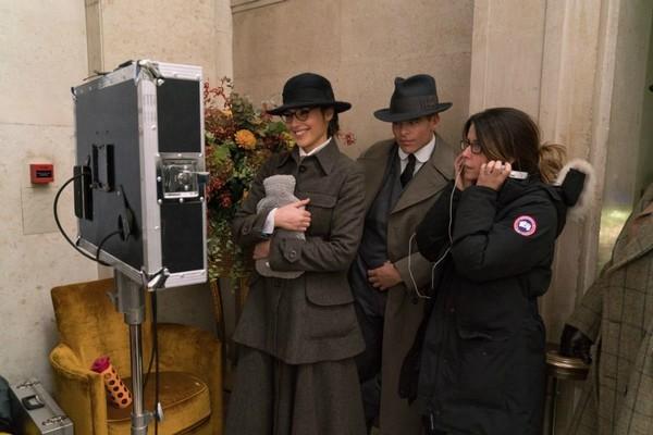 TNT se queda con una miniserie de Patty Jenkins y Chris Pine