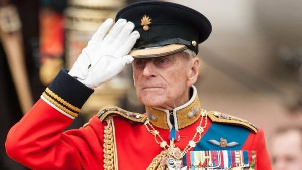 Prince Philip to carry out final official engagement - BBC News