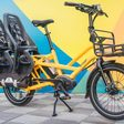 Tern's folding GSD utility e-bike debuts with 180 kg cargo capability