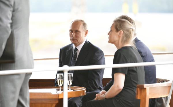 Forget Bezos, Putin Is World's Richest Man