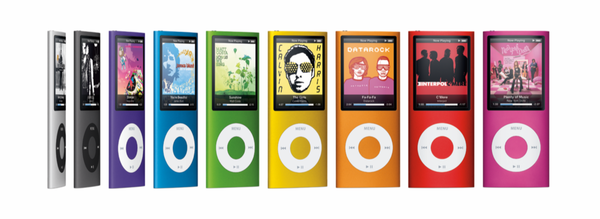 The iPod Shuffles Into the Sunset
