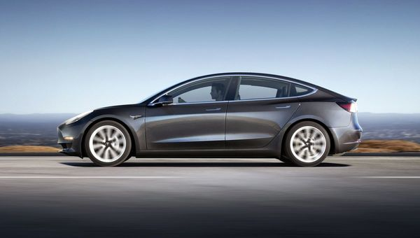 Driving Tesla's Model 3 Changes Everything - Bloomberg