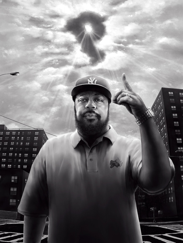 The late, great Sean Price (Credit: Infinite Mind Warp)
