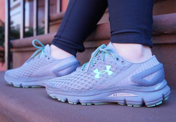 Under Armour SpeedForm Gemini 2 Record Equipped review: Crazy long name, super smart shoes | Macworld