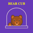 Bear Cub in Pure CSS