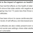 Ageism in Healthcare - TIME GOES BY